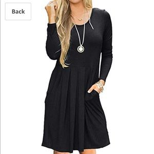 Dresses & Skirts - NWT black stretch dress